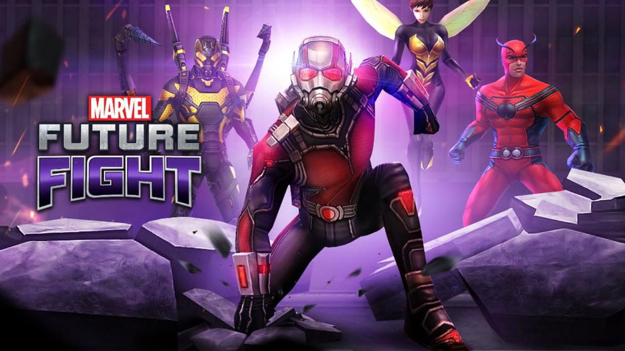 скачать marvel future fight
