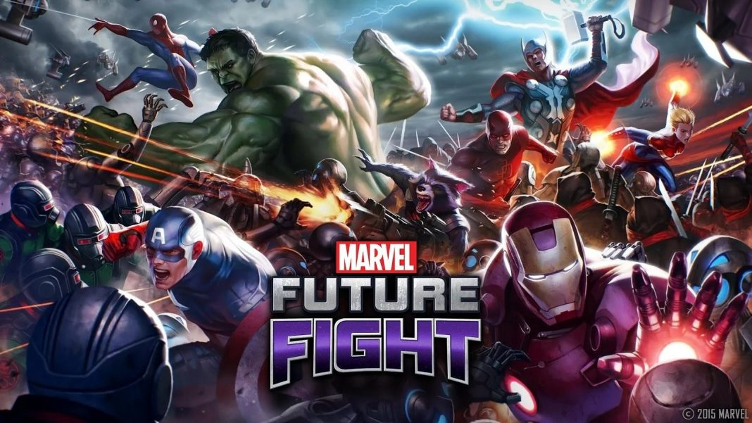 Marvel Future Fight мод