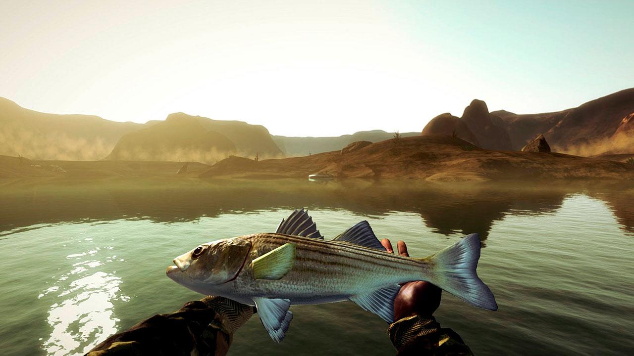 ultimate fishing simulator