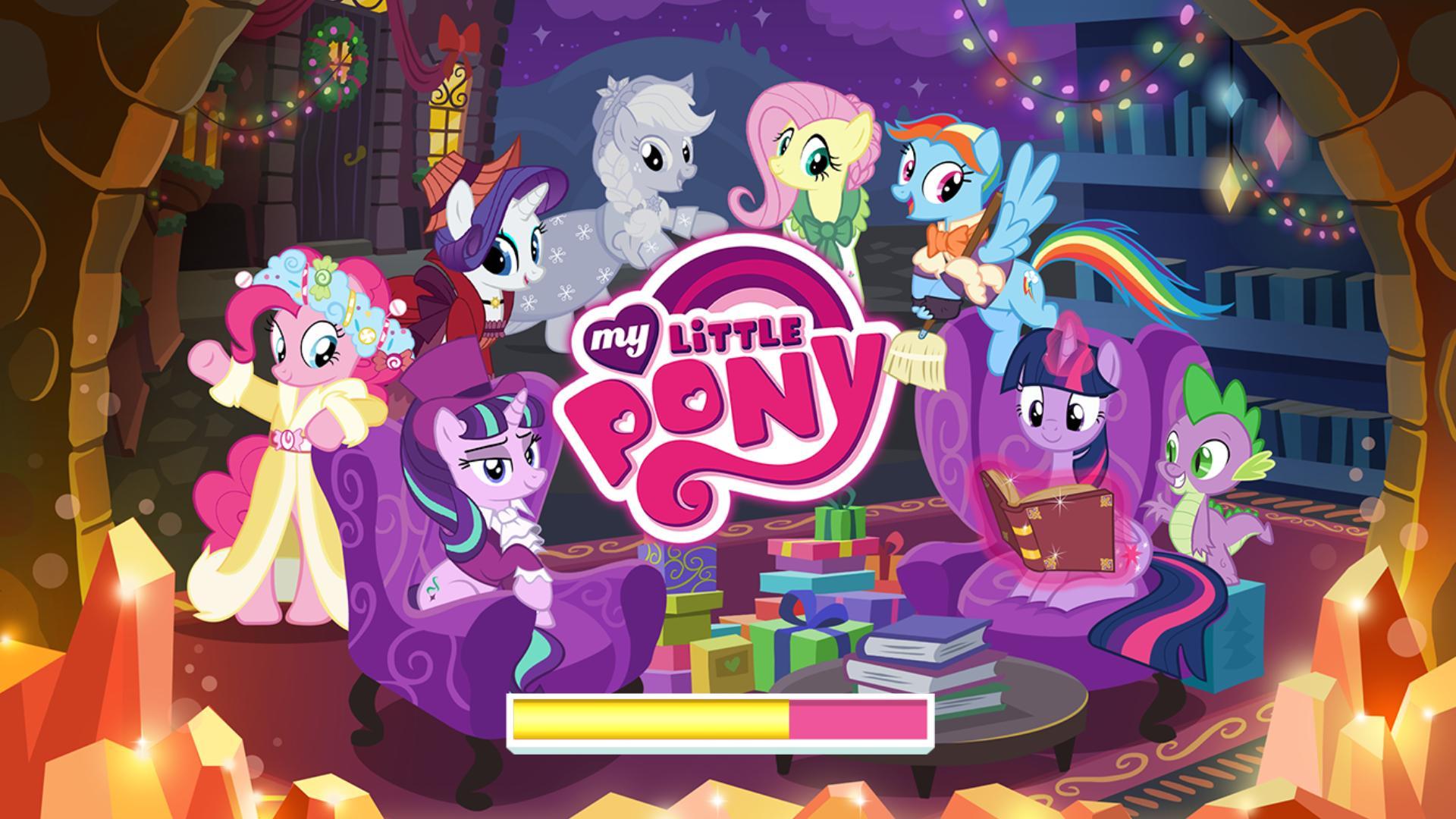 Скачать взлом My Little Pony бесплатно на Андроид