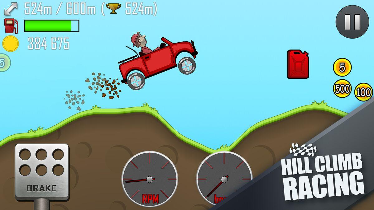 скачать взлом hill climb racing