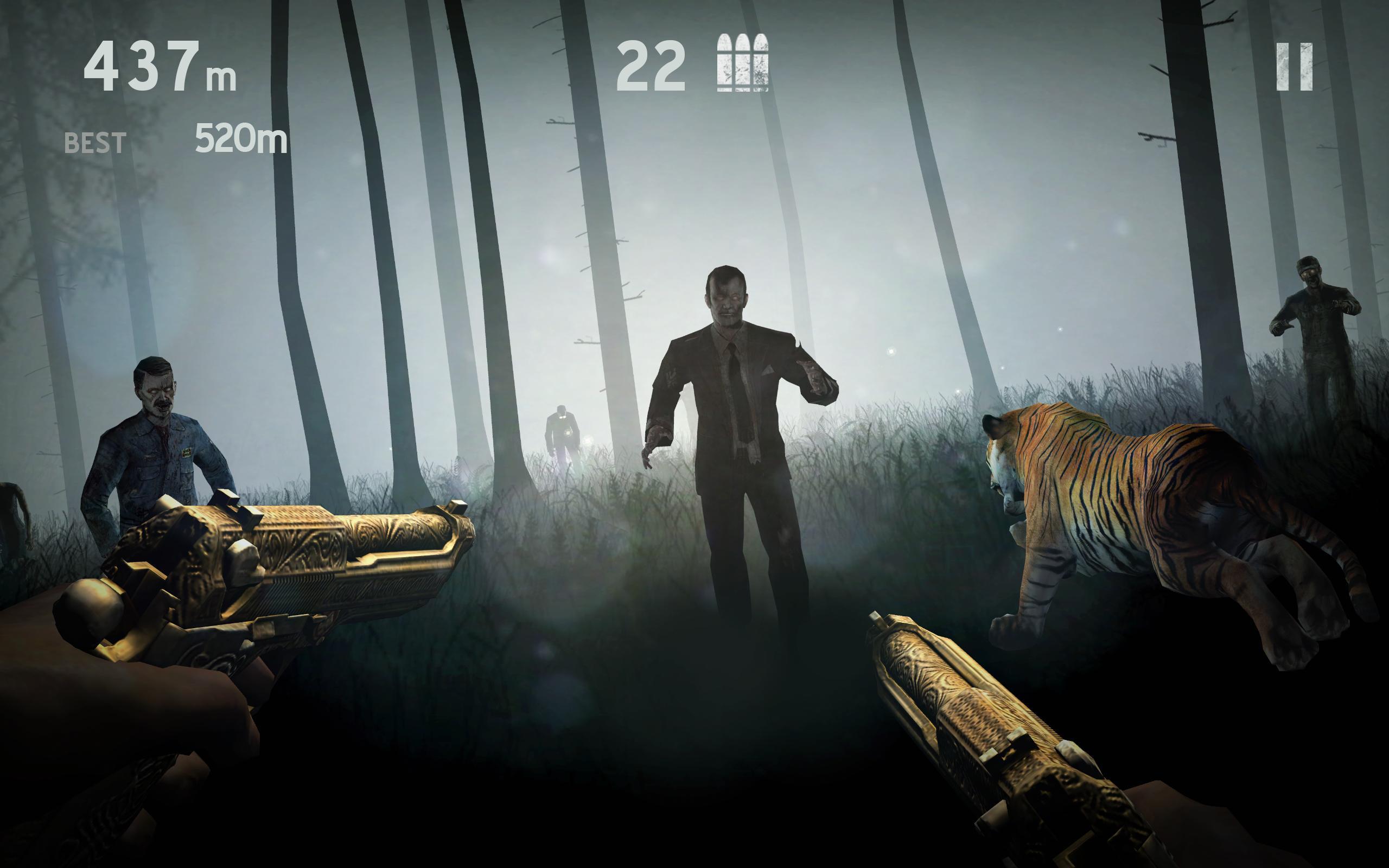 скачать зомби в тумане 2