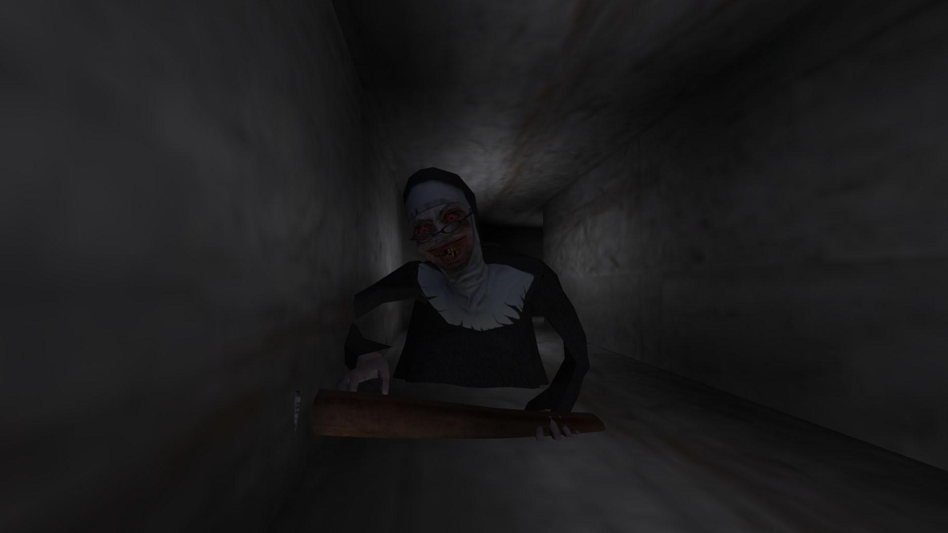 взлом монахиня