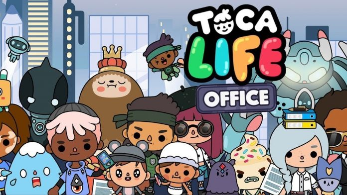 Toca Life: Office
