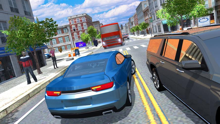 скачать симулятор автомобиля взлом