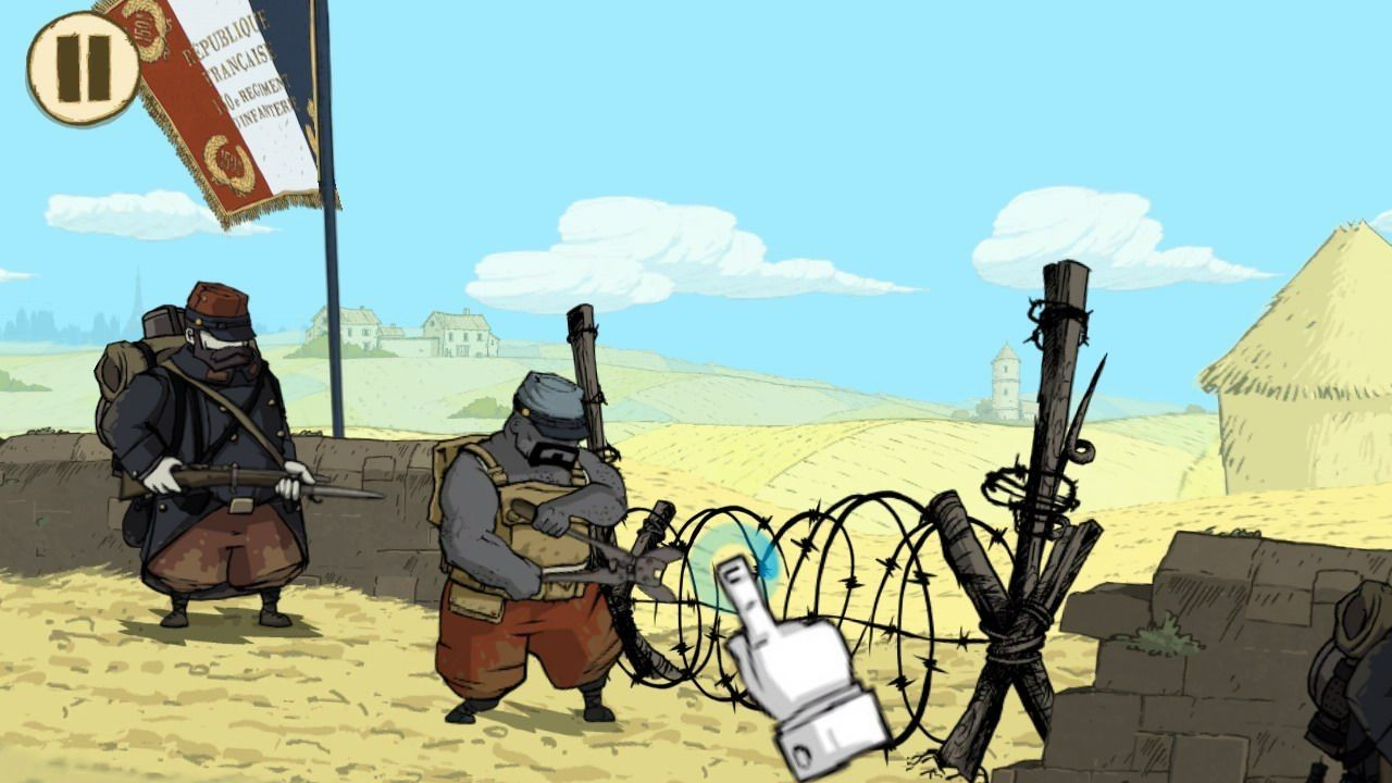 скачать valiant hearts the great war