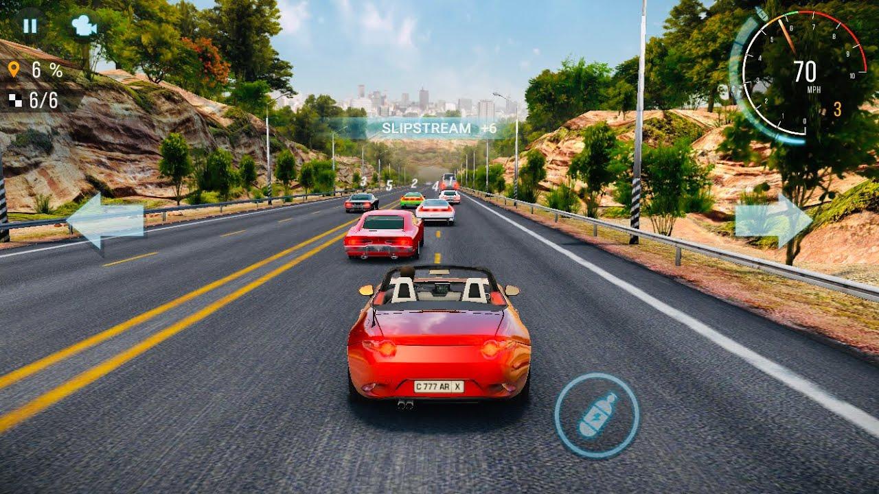 скачать взломанную игру carx highway racing