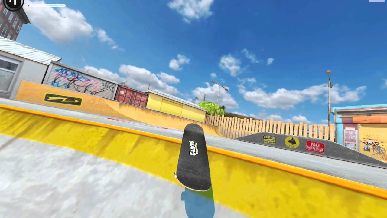 скачать скейт 2