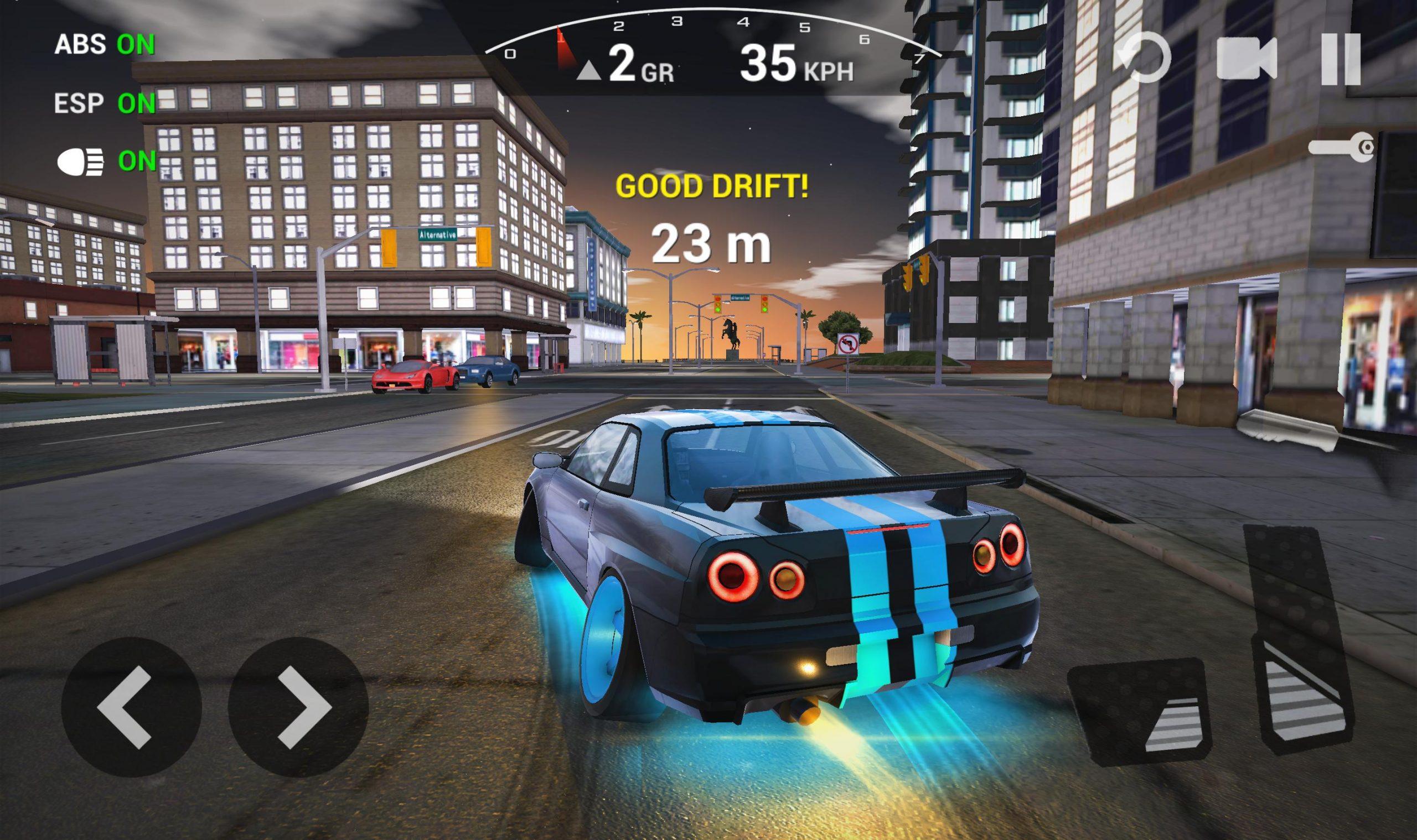 скачать взлом ultimate car driving simulator