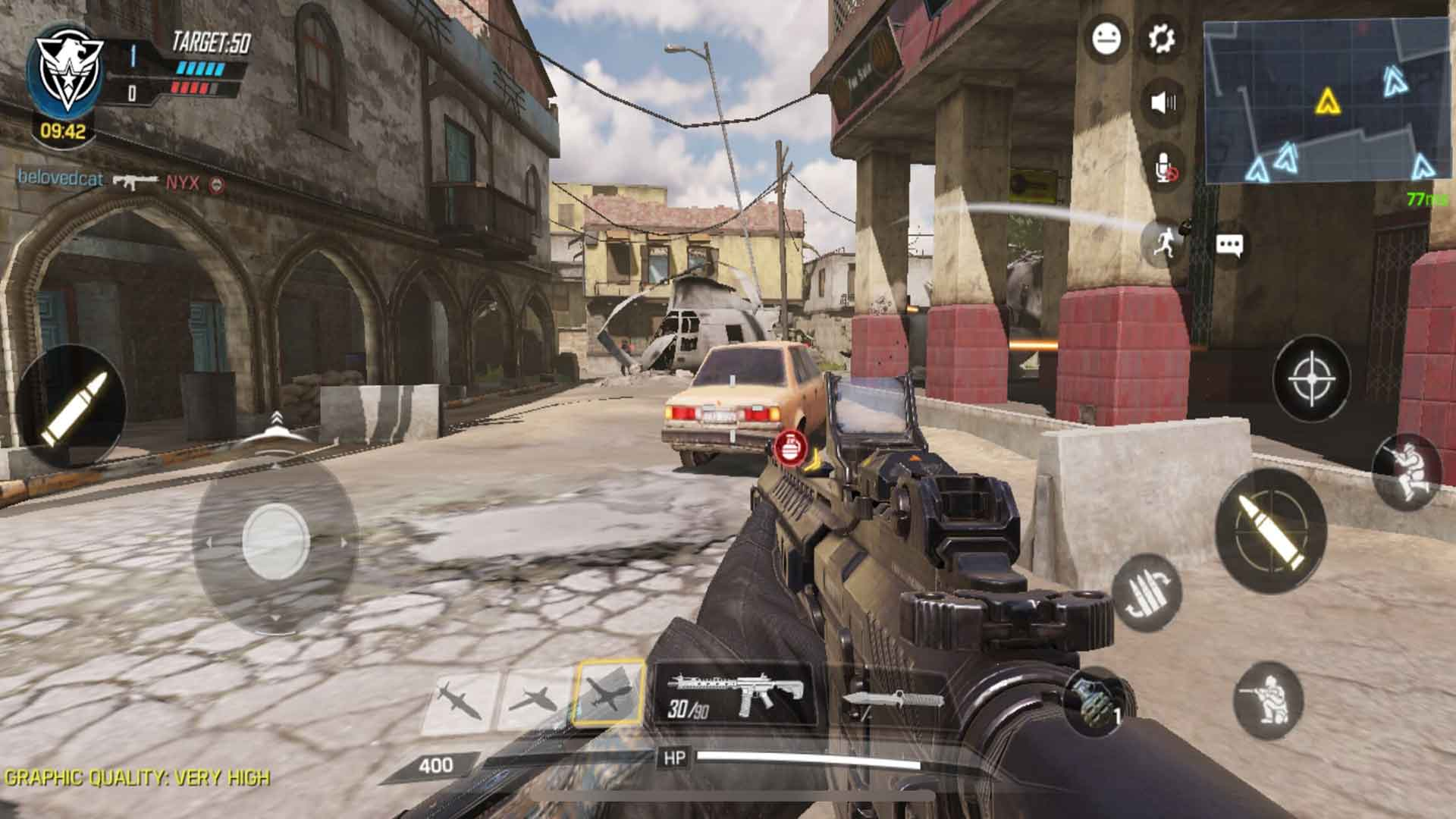 скачать call of duty mobile