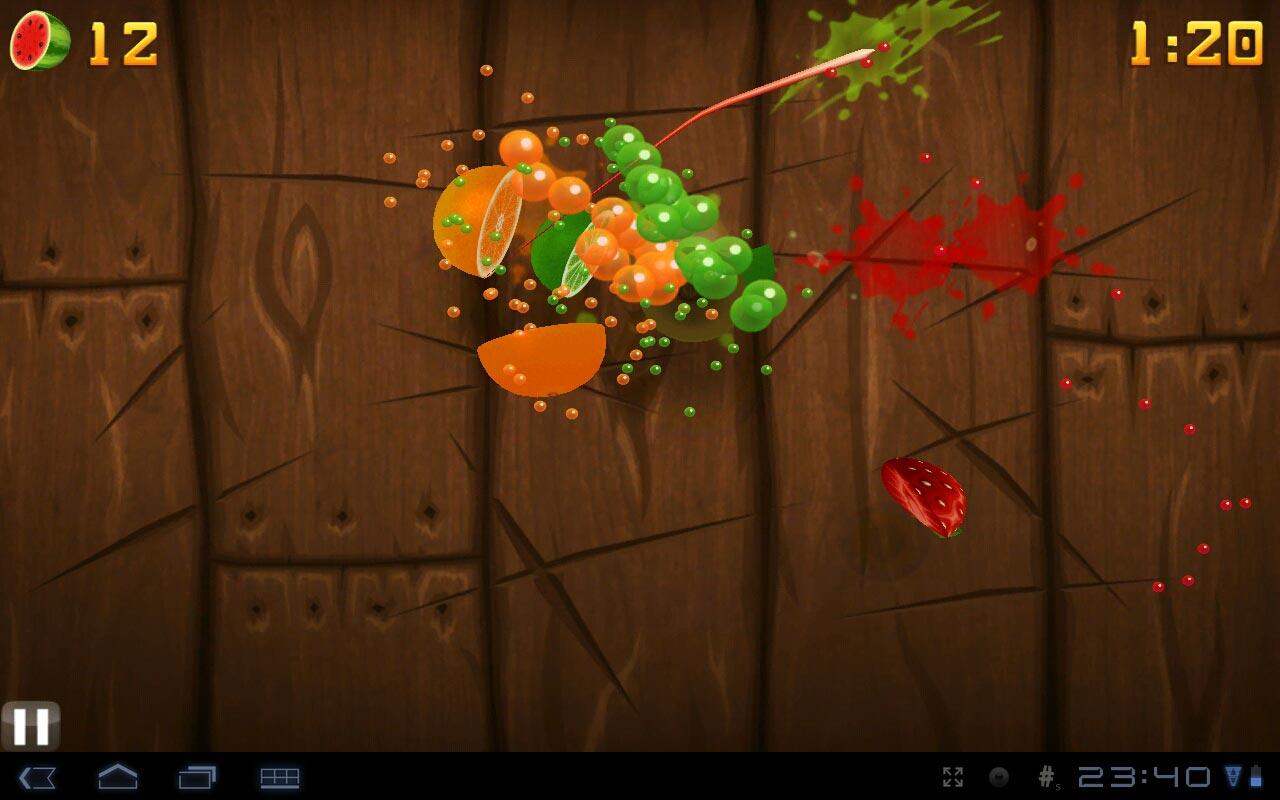скачать fruit ninja