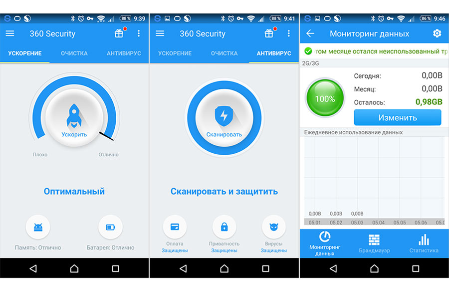 360 total security для андроид