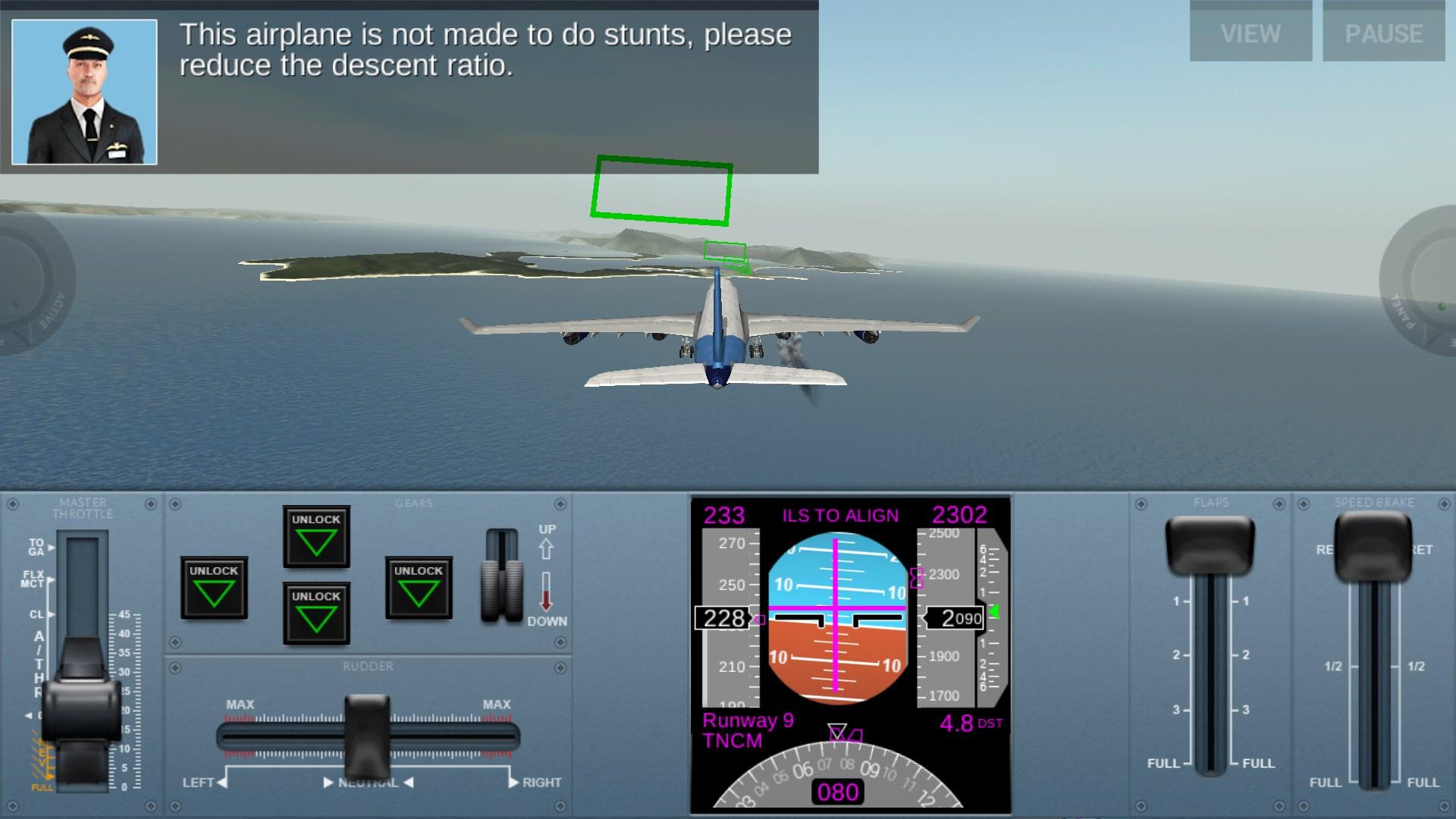extreme landings
