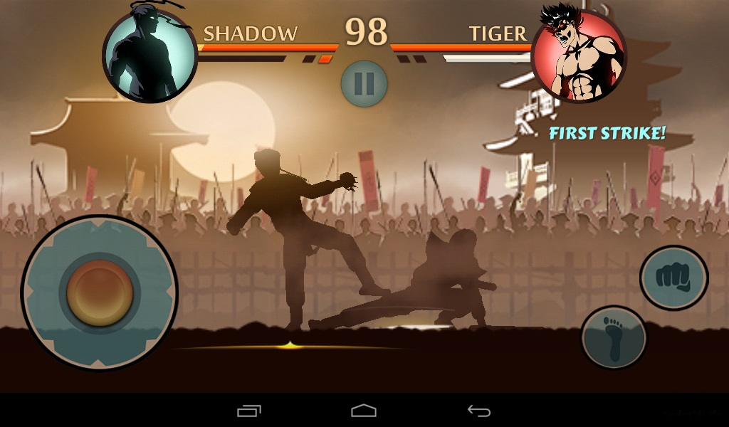 скачать shadow fight 2 взлом