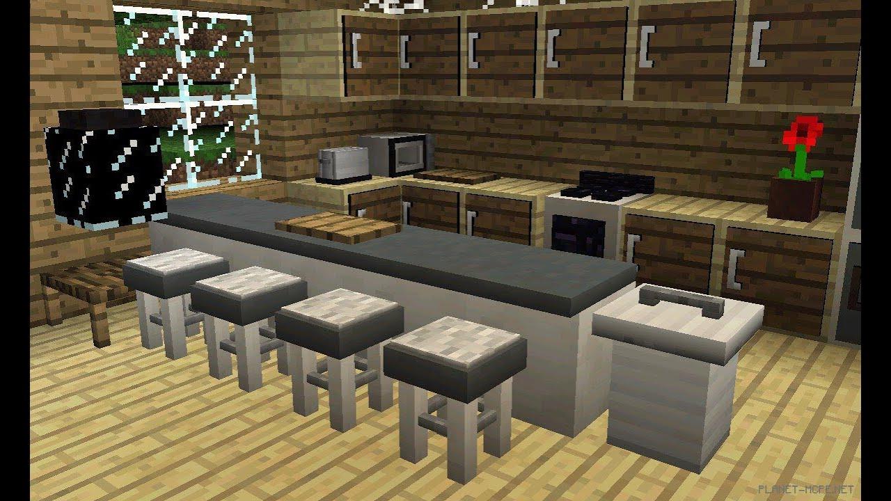 мод на мебель в майнкрафт 1.8.8 #2